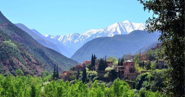 excurssion ourika agence marrakech