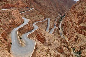 road trip marrakech tizi n tichka ouarzazate